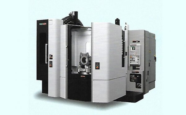 DMG MORI - Horizontal Machining Centre