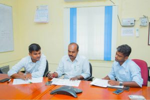 Shakthi Manufacturing India Private Ltd. : Team
